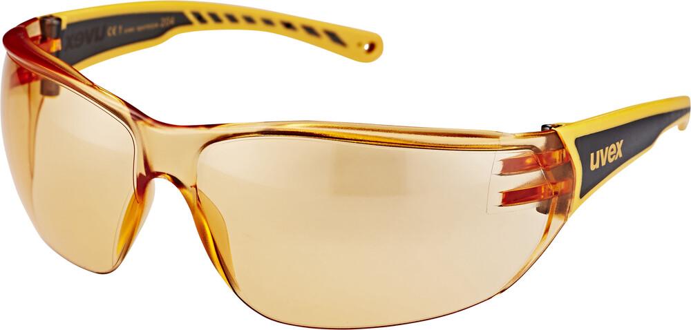 UVEX sportstyle 204 Glasses orange 2018 Brillen QT1R9G3r